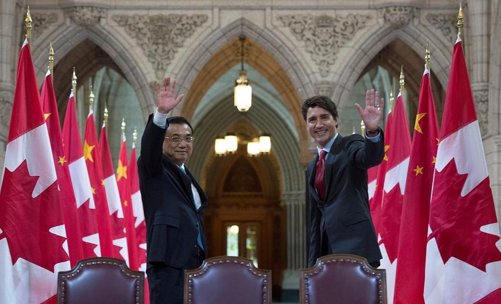 Canada China Trade Deal Small First Steps