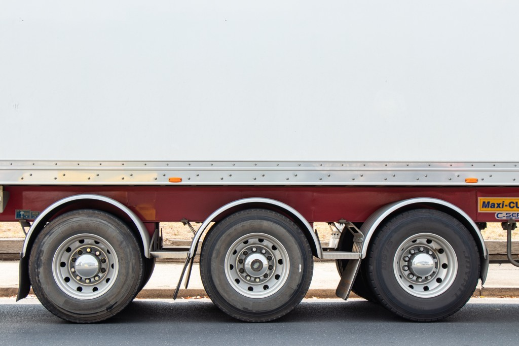 sima container chassis