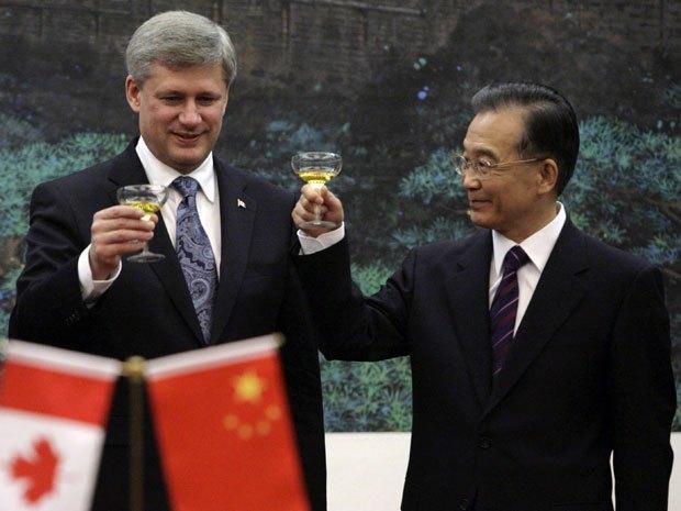 Canada and China Free Trade
